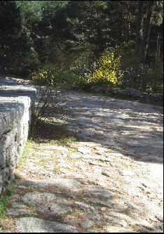 Cercedilla Roman road
