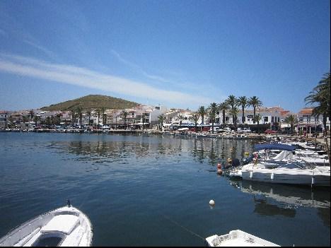 Fornells Menorca Spain