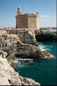 Ciutadella tower Menorca