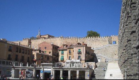 Segovia tourist information