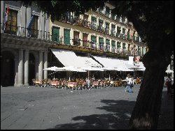 Segovias Plaza Mayor