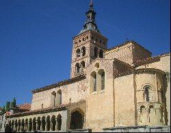 Segovias medieval stables
