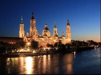 Zaragozas cathedral