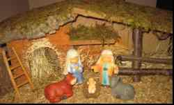Spanish Nativity Scene, Belen