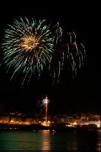 Spanish Fiestas by night