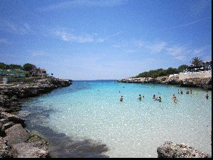 Menorca beach - Mediteranean