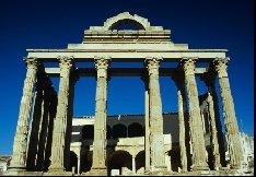 Diana temple, Merida Spain