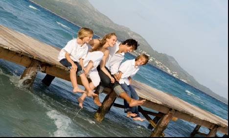 Family fun in tenerife